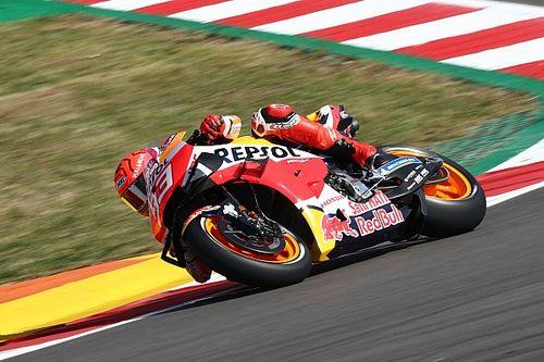 MotoGP in Portimao FT1: Marc Marquez bei Comeback im Spitzenfeld