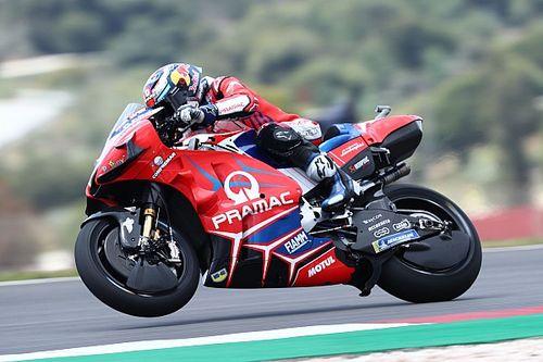 Jorge Martint kórházba vitték a komoly MotoGP-s bukását követően (videó)