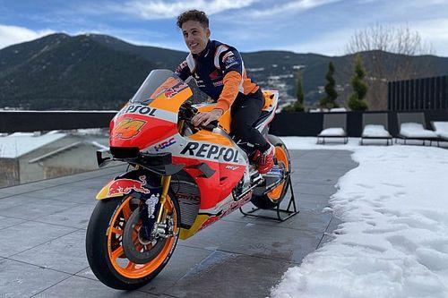 "Espargaro ""super nervous"" ahead of first Honda MotoGP test"
