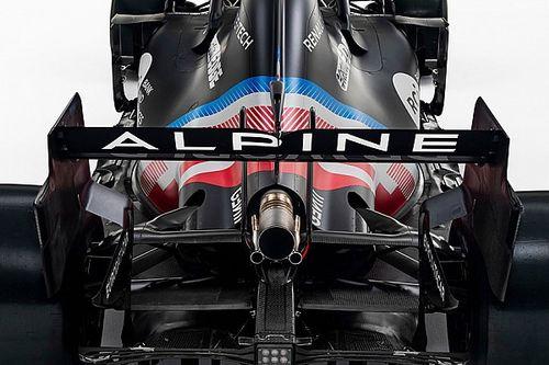 فريق ألبين يعلن موعد الكشف عن سيارته لموسم 2021