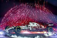 Pályára gurult a 2021-es Alfa Romeo! (videó)