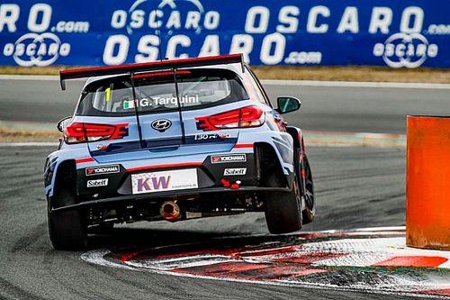 Tarquini in pista con la Hyundai nel weekend del TCR Germany al Red Bull Ring