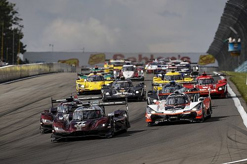 IMSA announces date changes for WeatherTech Championship