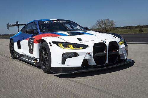 BMW представила модель M4 GT3: фото