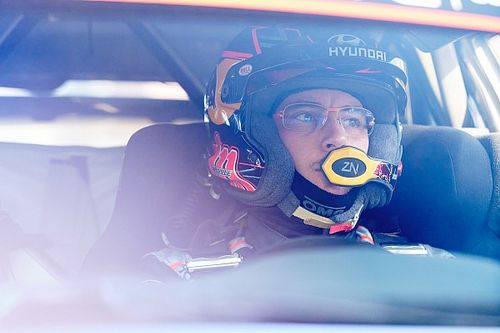 Pengalaman, Thierry Neuville Pede di Reli Ypres