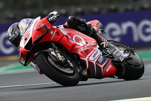 Zarco hace bueno el factor campo en Le Mans