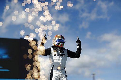 Mortara wint tweede Formule E-race Puebla en pakt leiding in WK
