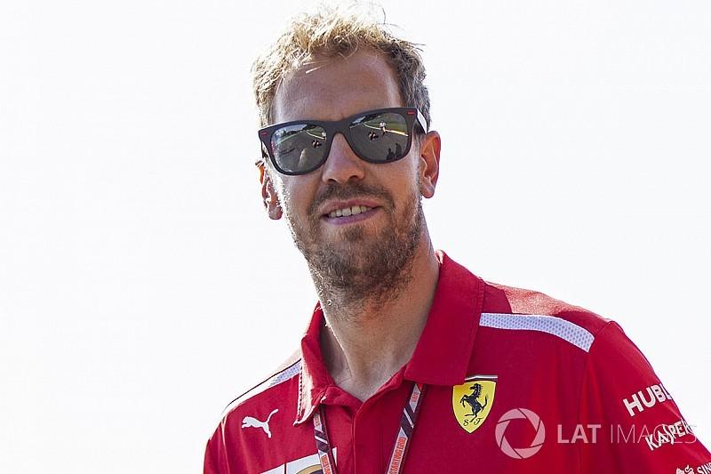 Vettel rompe gli indugi: