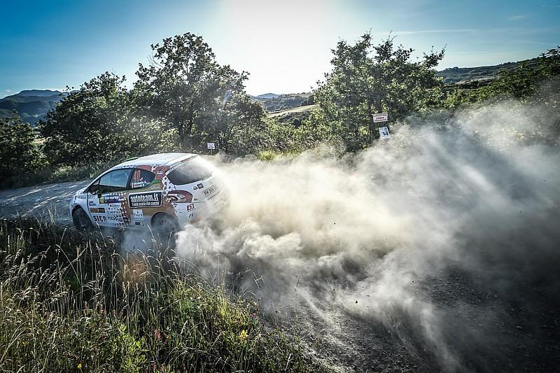 Fotogallery CIR: l'incerto e appassionante Rally San Marino 2018