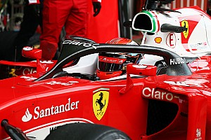Formula 1 Breaking news Formula 1 evaluating second version of Halo