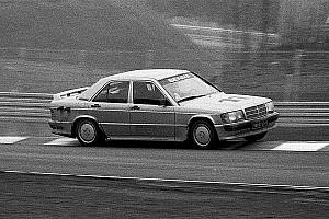 Hoe Senna bij de opening van de Nürburgring zijn ongekende klasse liet zien