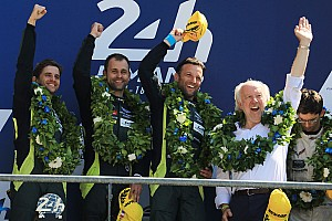 "Le Mans Breaking news Aston chief says GTE-Pro decider was ""do or die"" moment"
