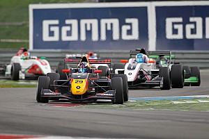 Doek valt voor Formule Renault Northern European Cup