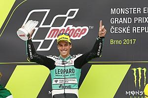 Moto3 Résumé de course Mir remporte son duel face à Fenati et creuse l'écart
