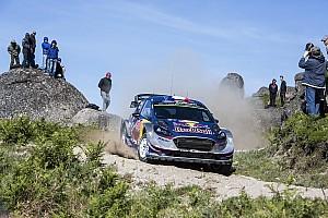 WRC レグ・レポート 【WRC】ポルトガル最終日:オジェ今季2勝目! トヨタ3台は無事完走