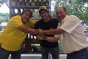Stock Car Brasil Últimas notícias Sérgio Jimenez anuncia ida para Hot Car em 2017