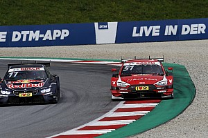 DTM Breaking news Wittmann: Dominant Audi didn't need to destroy my race
