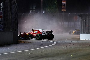 Formel 1 News F1-Gewinn an einem anderen Tag: Kampf für Ferrari nicht vorbei