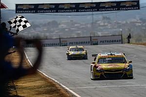 Stock Car Brasil Relato da corrida Casagrande surpreende e vence corrida 2 em Curvelo