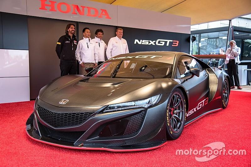 Honda announces factory line-up for Suzuka 10 Hours