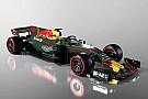 Video: Das neue Design für Aston Martin/Red Bull in der Formel 1 2018?