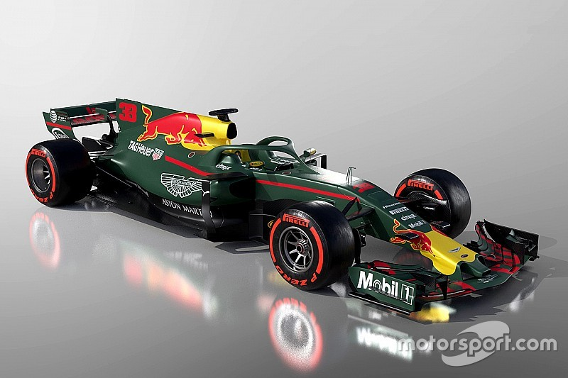 2018 renault f1. wonderful 2018 video 3d konsep mobil aston martin red bull racing untuk f1 2018 and renault f1