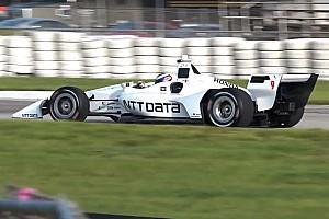 IndyCar Breaking news IndyCar reveals test guidelines for 2018