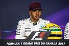 Família Senna explica confusão de capacete dado a Hamilton