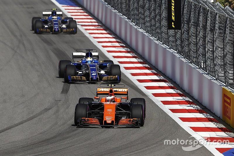 Los pilotos de Sauber apoyan el cambio a Honda