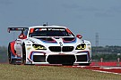 Cadillacs and BMWs lead practice at COTA