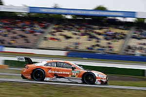 DTM Breaking news Green's Hockenheim penalty