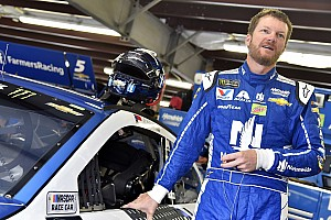 "Dale Jr.: ""I probably shouldn't have said something"