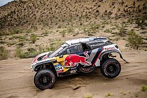 Cross-Country Rally Noticias de última hora El drama golpea a Loeb en el Silk Way Rally