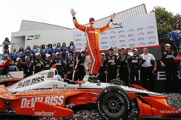 IndyCar IndyCar у Торонто: відмінний тактичний маневр приніс перемогу Ньюгардену