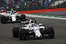Massa: Williams sıralama performansını geliştirmeli