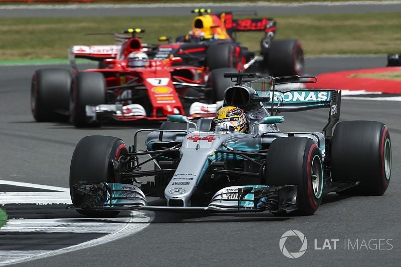 Mercedes: Singapura akan untungkan Ferrari/Red Bull