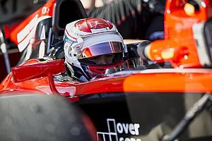 FIA F2 Practice report FP F2 Abu Dhabi: Albon memimpin, Gelael P18