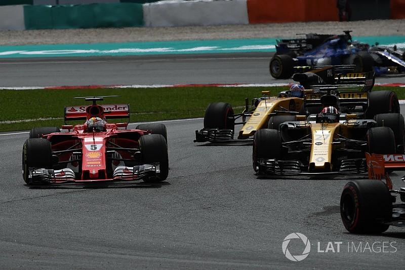 """A Maláj GP számokban: Vettel a 25-ös """"bűvöletében"""", Hamilton 9.612 mp-cel Schumi előtt"""