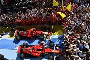 Formule 1 Actualités Le groupe Fiat envisage la Formule E mais rejette l'idée Ferrari
