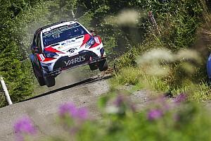 WRC Noticias de última hora Toyota pierde a su director deportivo dentro del WRC