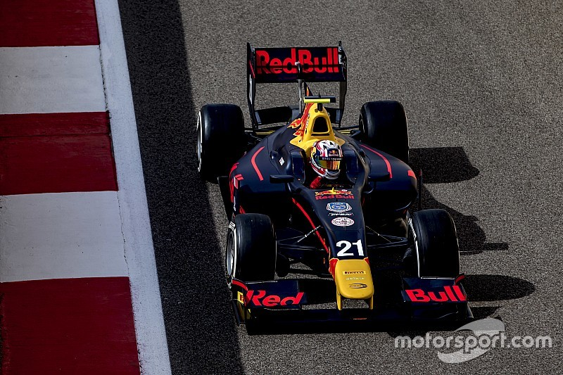 Abu Dhabi GP2: Gasly heads Lynn, Giovinazzi in final practice