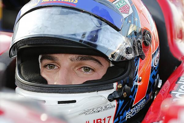 Rossi verlengt contract bij Andretti tot en met 2019