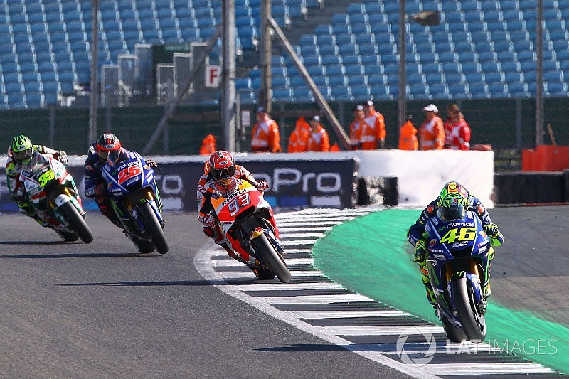 Silverstone bersikeras pertahankan MotoGP Inggris