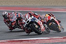 MotoGP Petrucci : Ducati ne m'a jamais demandé de m'écarter