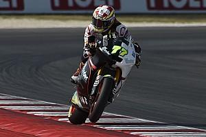 Moto2 Relato da corrida Aegerter segura Luthi na chuva e vence em Misano
