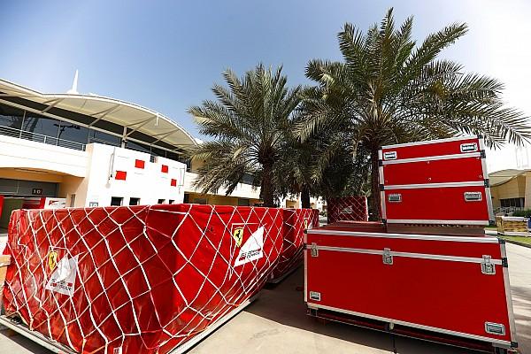 Формула 1 Команди Формули 1 вже відправляють контейнери до Мельбурна