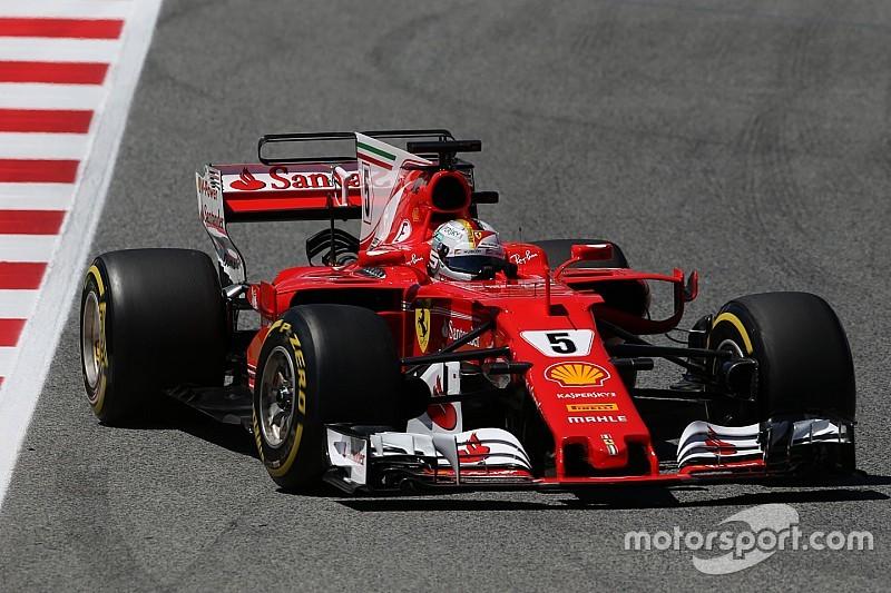 A Forma-1 megcsinálta: 5.5 másodperces gyorsulás Barcelonában!