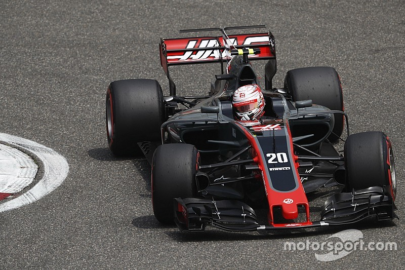 """Haas: Magnussen """"a prouvé des choses"""" en Chine"""