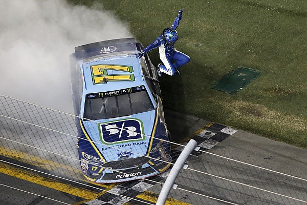 NASCAR Cup Fotostrecke Alle Sieger der NASCAR-Saison 2017