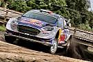 WRC Ogier tienen varias opciones para la temporada 2018 del WRC